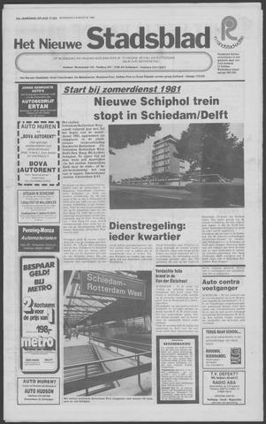 Het Nieuwe Stadsblad 1980-08-06