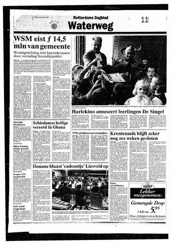 Rotterdamsch Nieuwsblad / Schiedamsche Courant / Rotterdams Dagblad / Waterweg / Algemeen Dagblad 1993-09-02
