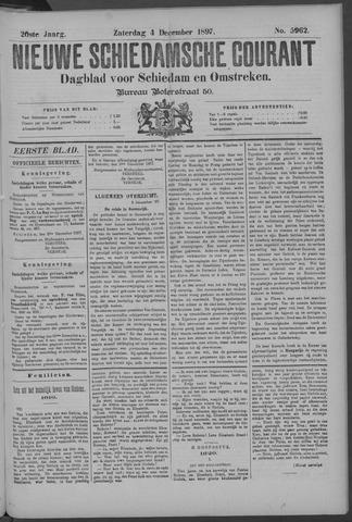 Nieuwe Schiedamsche Courant 1897-12-04