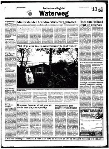 Rotterdamsch Nieuwsblad / Schiedamsche Courant / Rotterdams Dagblad / Waterweg / Algemeen Dagblad 1998-11-19