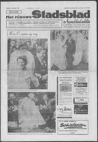Het Nieuwe Stadsblad 1966-03-11