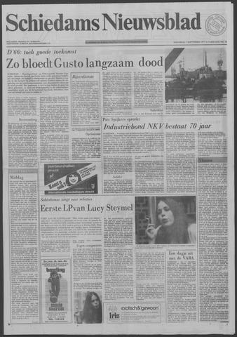 Schiedams Nieuwsblad 1977-09-07