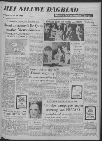 Nieuwe Schiedamsche Courant 1962-05-23