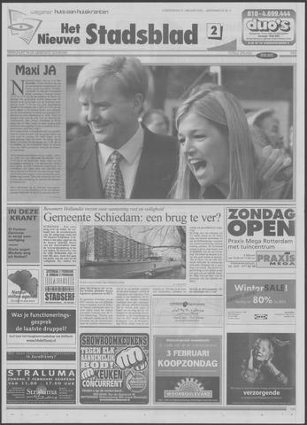 Het Nieuwe Stadsblad 2002-01-31