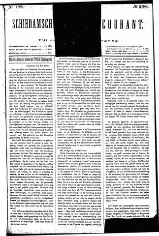 Schiedamsche Courant 1881-05-23