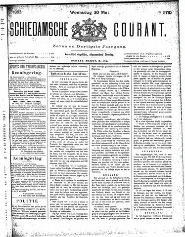 Schiedamsche Courant 1883-05-30