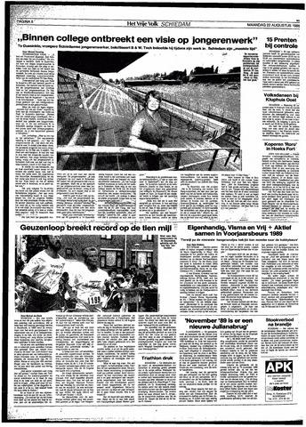 Het Vrije volk 1988-08-22