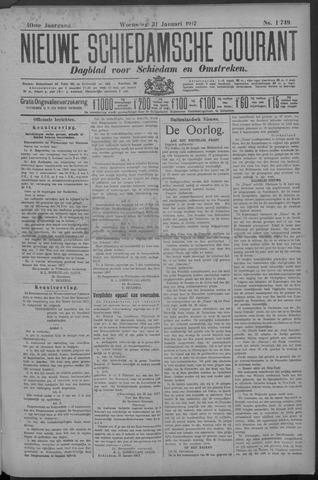 Nieuwe Schiedamsche Courant 1917-01-31