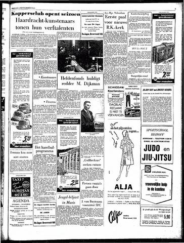 Rotterdamsch Parool / De Schiedammer 1963-09-06