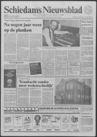 Schiedams Nieuwsblad 1981-03-25