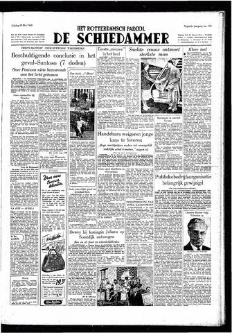 Rotterdamsch Parool / De Schiedammer 1949-05-20