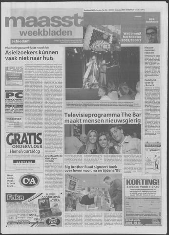 Maaspost / Maasstad / Maasstad Pers 2002-05-07