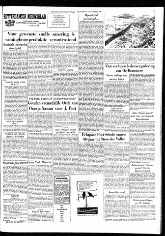 Rotterdamsch Nieuwsblad / Schiedamsche Courant / Rotterdams Dagblad / Waterweg / Algemeen Dagblad 1964-11-12