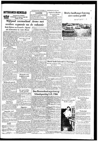 Rotterdamsch Nieuwsblad / Schiedamsche Courant / Rotterdams Dagblad / Waterweg / Algemeen Dagblad 1966-06-23