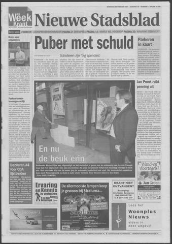Het Nieuwe Stadsblad 2007-02-28