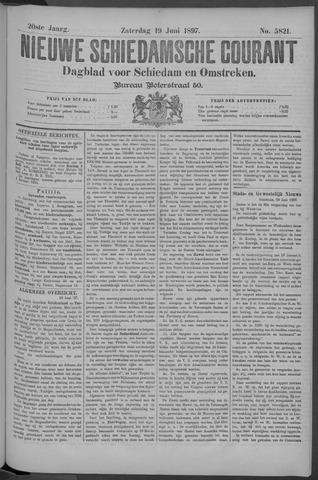 Nieuwe Schiedamsche Courant 1897-06-19