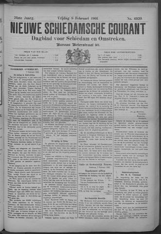 Nieuwe Schiedamsche Courant 1901-02-08
