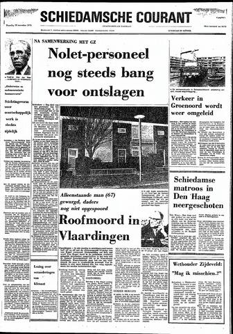 Rotterdamsch Nieuwsblad / Schiedamsche Courant / Rotterdams Dagblad / Waterweg / Algemeen Dagblad 1974-11-18