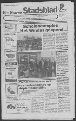 Het Nieuwe Stadsblad 1979-05-11