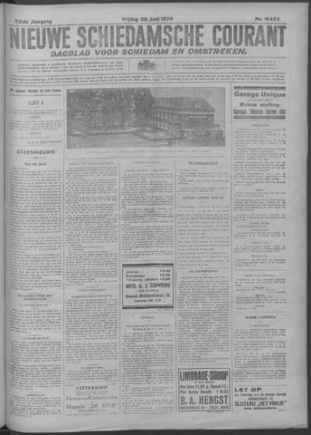 Nieuwe Schiedamsche Courant 1929-06-28