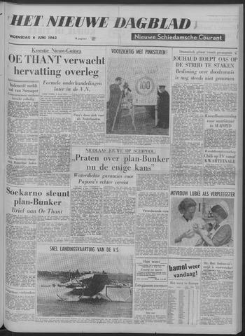 Nieuwe Schiedamsche Courant 1962-06-06
