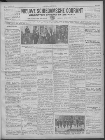 Nieuwe Schiedamsche Courant 1933-06-14
