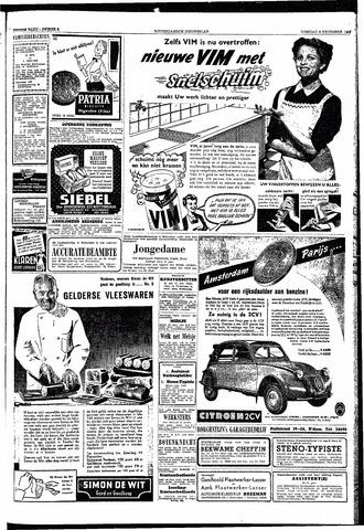 Rotterdamsch Nieuwsblad / Schiedamsche Courant / Rotterdams Dagblad / Waterweg / Algemeen Dagblad 1953-12-08