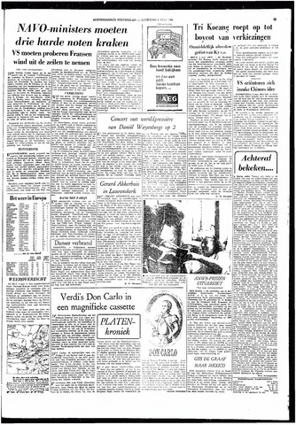 Rotterdamsch Nieuwsblad / Schiedamsche Courant / Rotterdams Dagblad / Waterweg / Algemeen Dagblad 1966-06-04