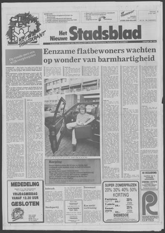 Het Nieuwe Stadsblad 1987-07-03