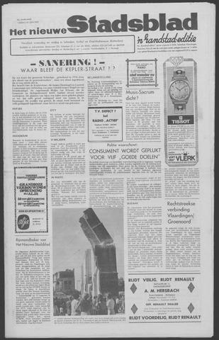 Het Nieuwe Stadsblad 1969-06-20