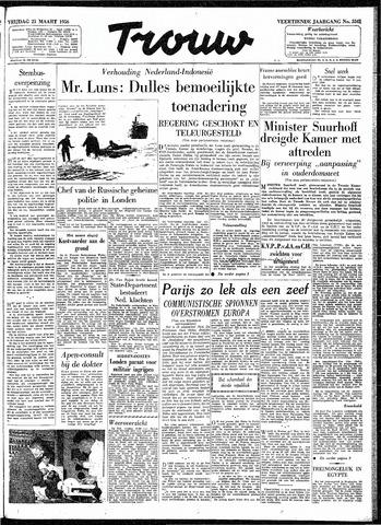 Trouw / De Rotterdammer 1956-03-23