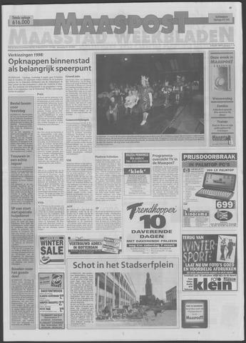 Maaspost / Maasstad / Maasstad Pers 1998-03-04