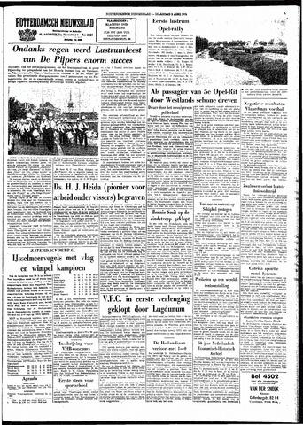 Rotterdamsch Nieuwsblad / Schiedamsche Courant / Rotterdams Dagblad / Waterweg / Algemeen Dagblad 1964-06-01