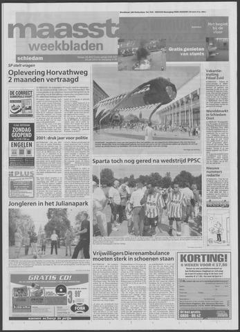 Maaspost / Maasstad / Maasstad Pers 2002-07-24