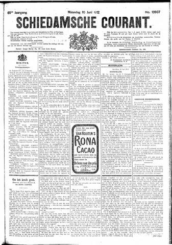 Schiedamsche Courant 1912-06-10