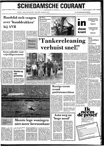 Rotterdamsch Nieuwsblad / Schiedamsche Courant / Rotterdams Dagblad / Waterweg / Algemeen Dagblad 1980-09-19
