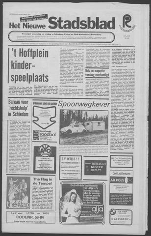 Het Nieuwe Stadsblad 1974-10-30