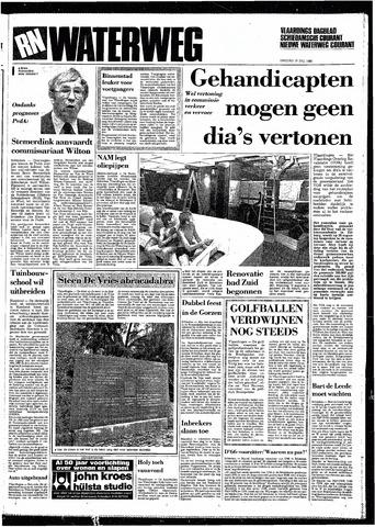 Rotterdamsch Nieuwsblad / Schiedamsche Courant / Rotterdams Dagblad / Waterweg / Algemeen Dagblad 1985-07-30