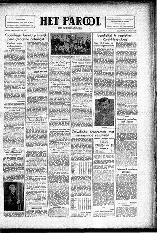Rotterdamsch Parool / De Schiedammer 1946-04-08