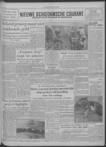 Nieuwe Schiedamsche Courant 1958-01-18
