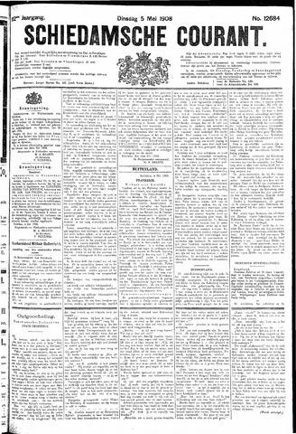 Schiedamsche Courant 1908-05-05