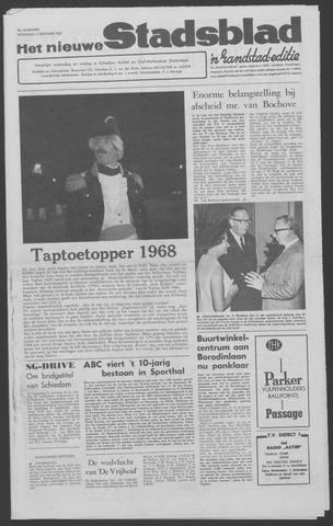 Het Nieuwe Stadsblad 1968-09-04