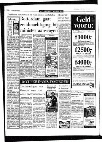 Rotterdamsch Parool / De Schiedammer 1968-10-04