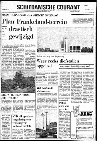 Rotterdamsch Nieuwsblad / Schiedamsche Courant / Rotterdams Dagblad / Waterweg / Algemeen Dagblad 1974-06-18