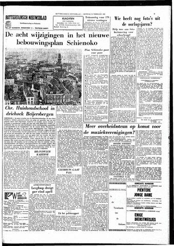 Rotterdamsch Nieuwsblad / Schiedamsche Courant / Rotterdams Dagblad / Waterweg / Algemeen Dagblad 1965-02-16