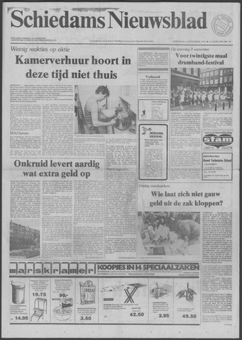 Schiedams Nieuwsblad 1978-09-06