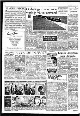 Rotterdamsch Parool / De Schiedammer 1957-11-06