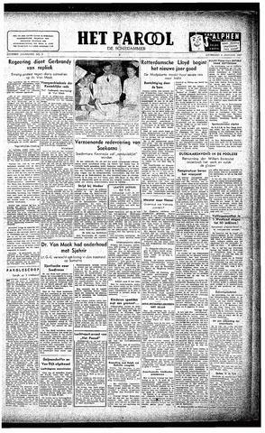 Rotterdamsch Parool / De Schiedammer 1947-01-04