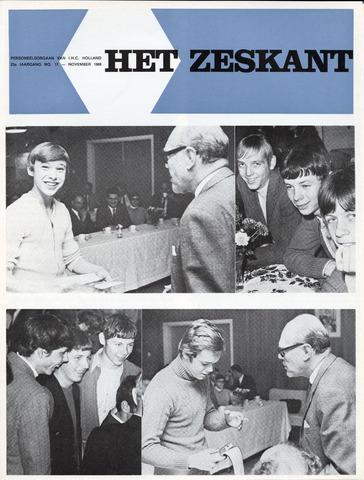 Het Zeskant 1969-11-01
