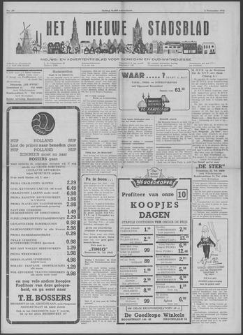 Het Nieuwe Stadsblad 1950-11-03